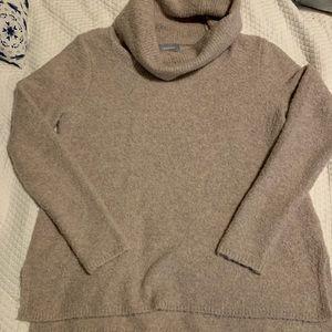 Lands End Cowl Neck Sooo Soft Comfy Sweater